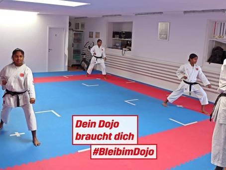 Itosu-kai Switzerland, Covid - 19 Training session