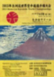 Itosu-kai, Itosu-ryu, World Championships, brochure