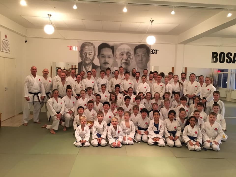 Itosu-kai Day in Denmark