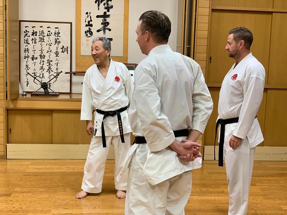Team Itosu-kai Denmark