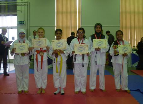 Itosu-ryu Club Championships in Scotland