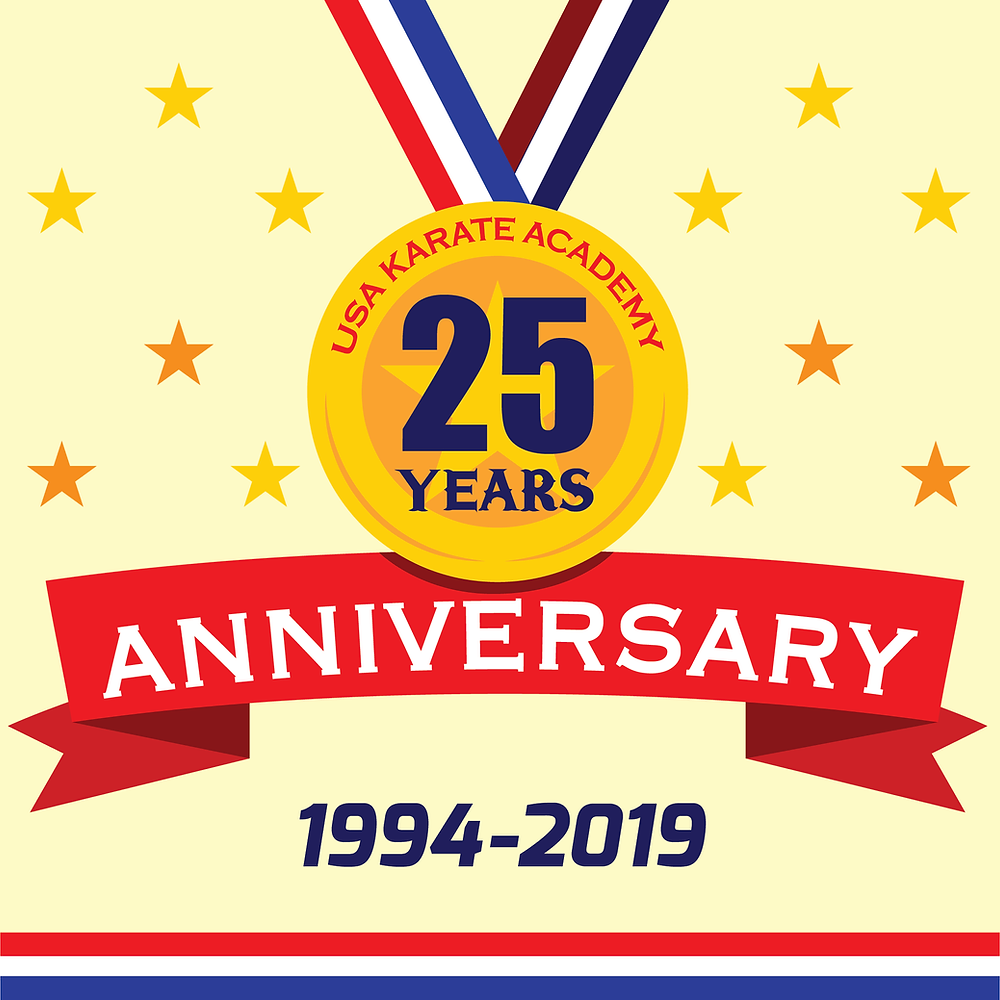 Itosu-kai USA Karate Academy celebrates their 25th anniversary