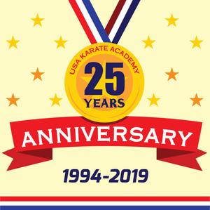 Itosu-kai USA Karate Academy celebrates their 25th anniversary