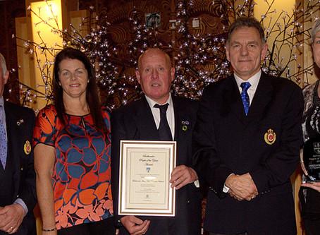 Local Award for Itosu-Kai Karatedo Ireland