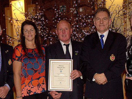Local Award for Itosu-Kai Karatedo Ireland