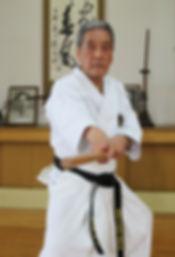 Ryukyu Kobudo Kongo-ryu