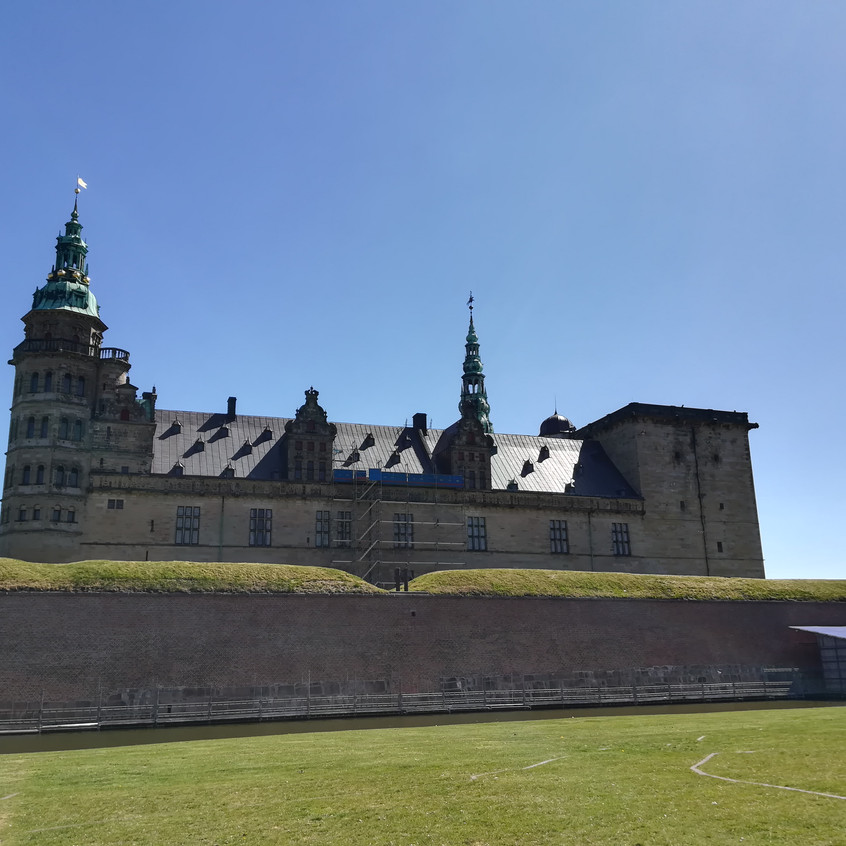 Klonborg Castle in Denmark