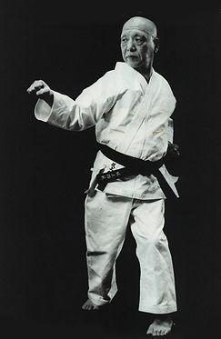 Karate, Ishimine Bassai