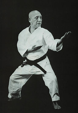 Karate, Suparinpei