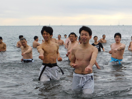 2019 Winter Beach Training