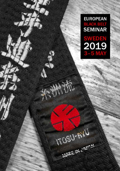 Itosu-kai European Seminar 2019
