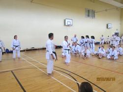Itosu-ryu Seminar in Scotland70