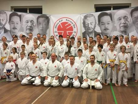 Denmark celebrates Itosu-ryu 78th birthday!  デンマークにて糸洲会創立78周年記念イベント開催