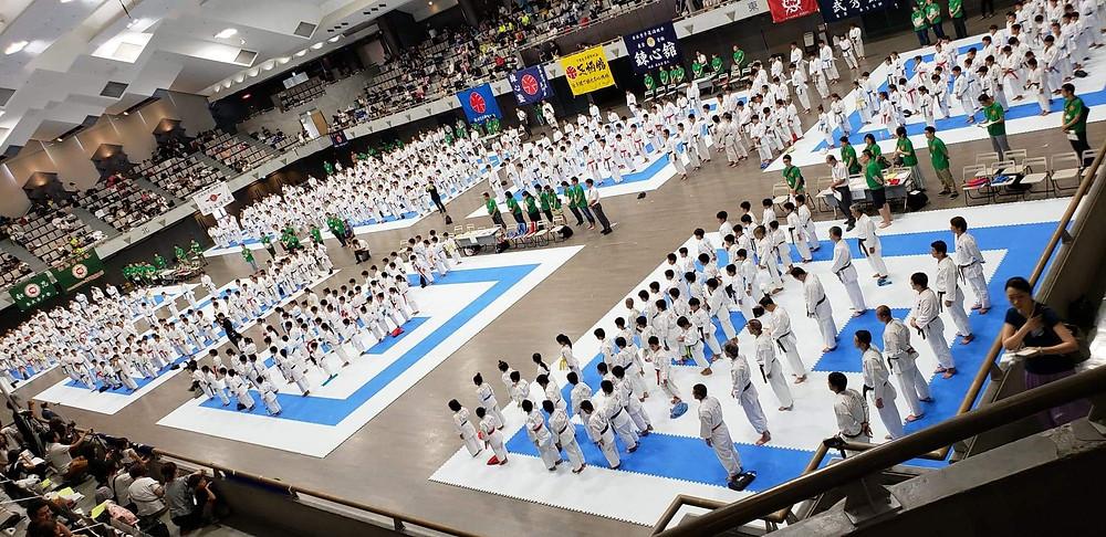Rengo-kai Championships