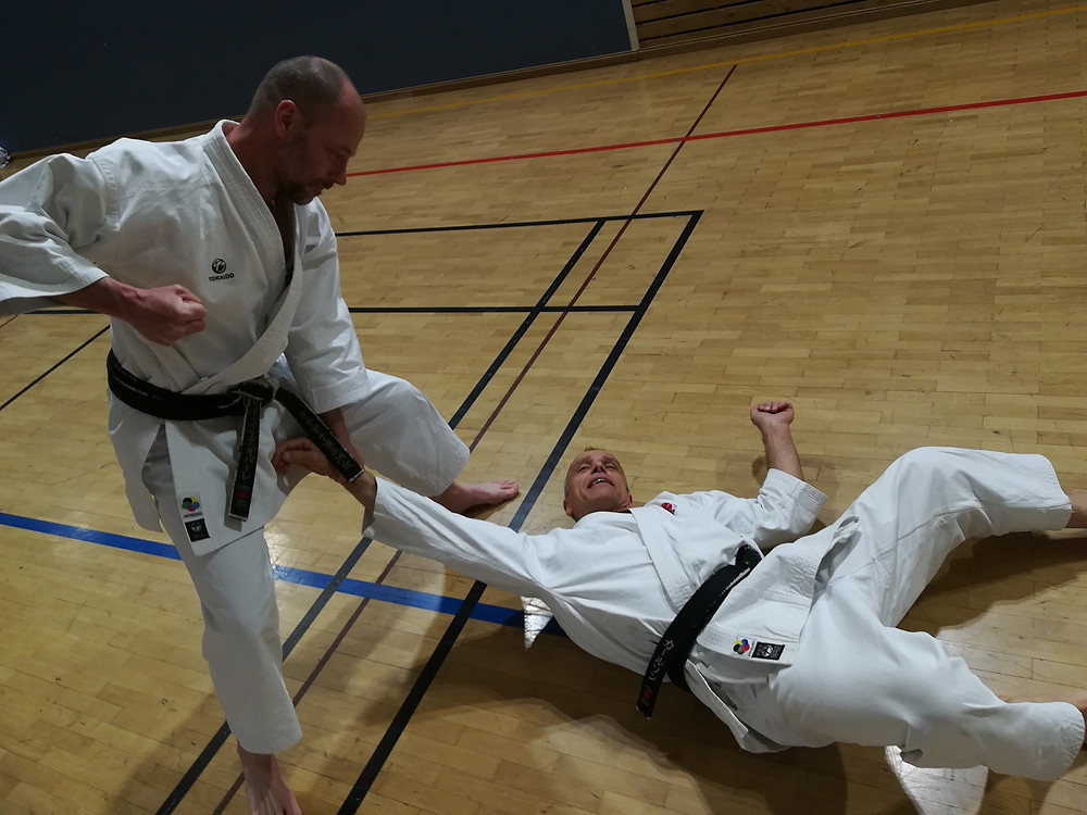 Itosu-kai European Black Belt Seminar