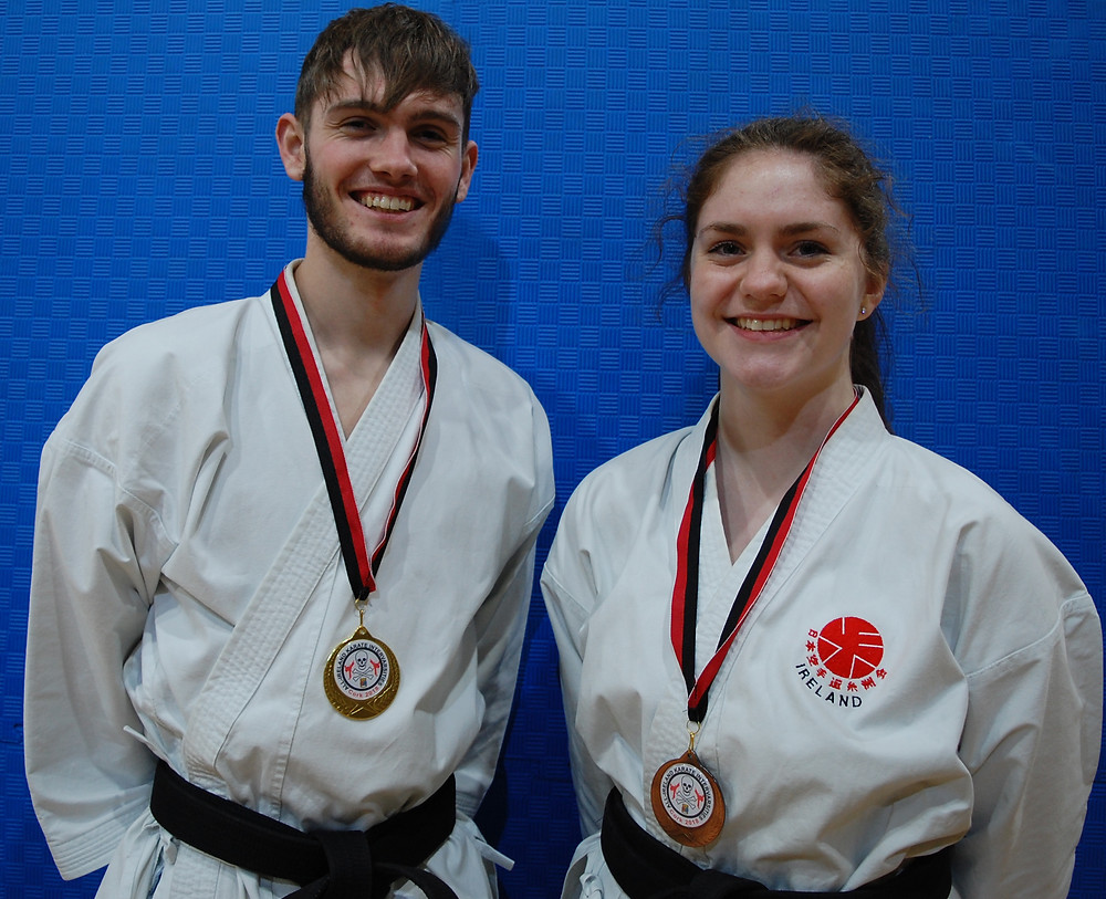 2018 All-Ireland Intervarsity Karate Championships