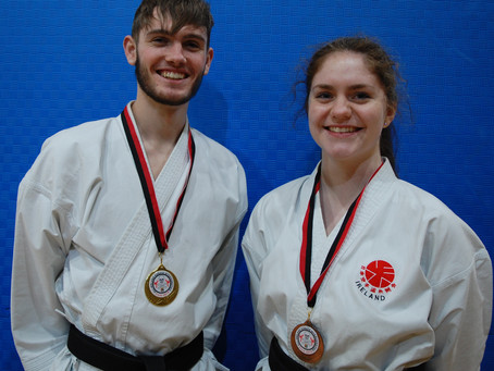 2018 All-Ireland Intervarsity Karate Championships