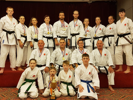 A Report from Ireland 2: An Interview with Gold Medalists of 2017 IKIF International Championships,