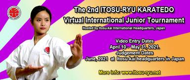 2nd Itosu-ryu Karatedo virtual tournament.jpg