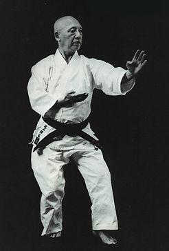 Karate, Pinan