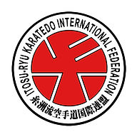 Itosu-ryu Karatedo International Federation (IKIF) logo