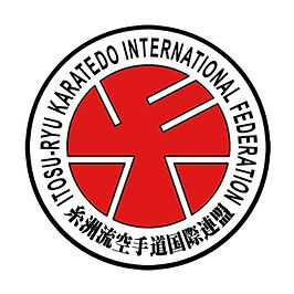 Itosu-ryu Karatedo International Federation Logo