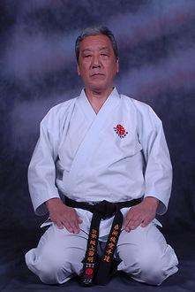 Itosu-ryu Soke Sadaaki Sakagami