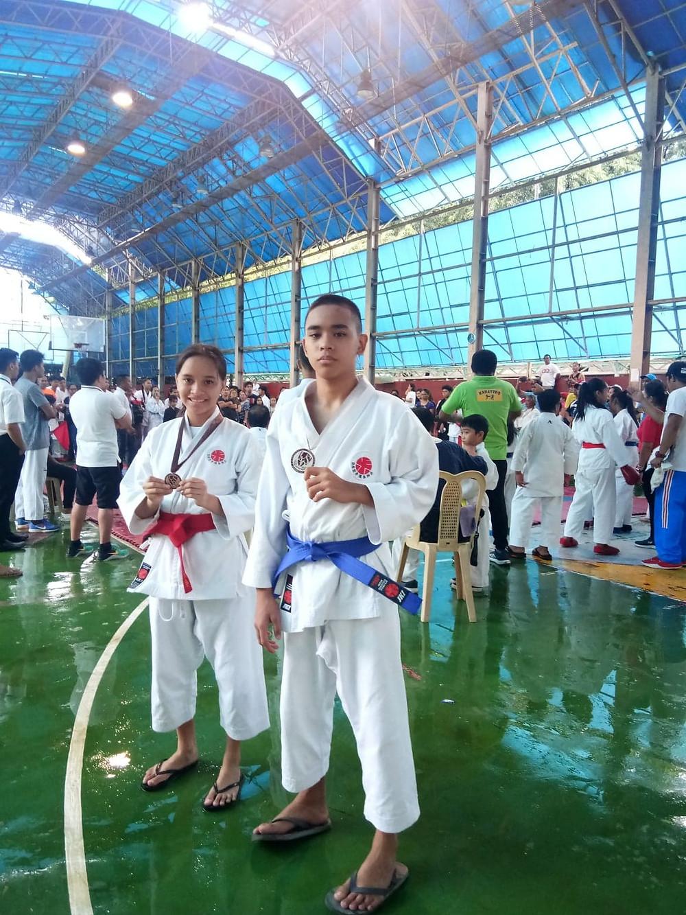 Itosu-kai Philippines in Championships