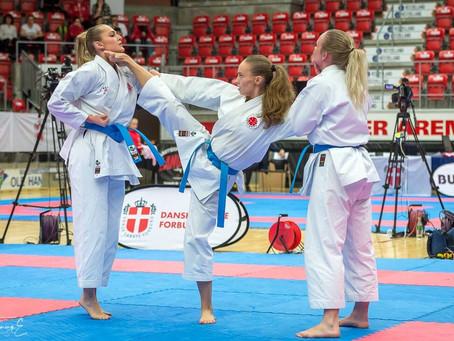 Itosu-kai Denmark got 10 GOLD, 12 SILVER, 23 BRONZE in National Championships!