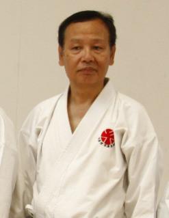 Sensei Kiyoshi Kusuhara (Itosu-kai)