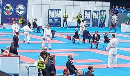 Denmark at the U21 European Championships in Finland 20.-22.august 2021
