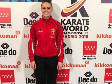 Danish success at WKF World Championships 2018 in Madrid, Spain!