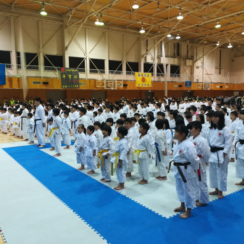 Itosu-kai East Japan Junior Karatedo