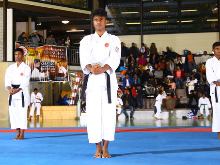 JAPAN KARATE DO ITOSU KAI - SWITZERLAND  2. ANNUAL CHAMPIONSHIP 2019