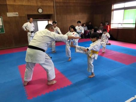 An Australian Boy Practiced at Fukushima Branch in Japan!