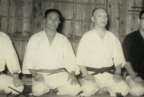 Ryukyu Kobudo Kongo-ryu, Shinken Taira, Ryusho Sakagami