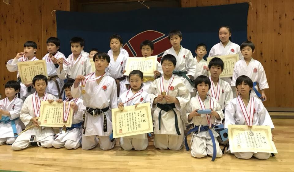 Itosu-kai East Japan Junior Karatedo Championships