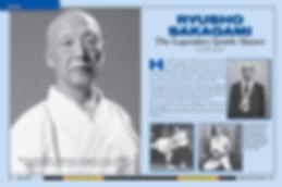 Masters Magazine, Karate, Itosu-kai, Itosu-ryu, Sakagami