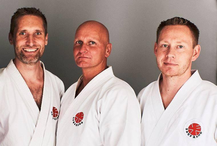 Itosu-kai Denmark Instructors