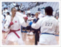 Itosu-ryu Karatedo World Championships Male Kumite