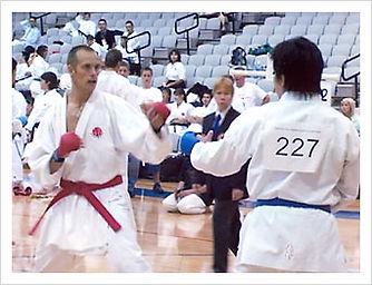 Itosu-ryu Karatedo World Championships Male Kumite