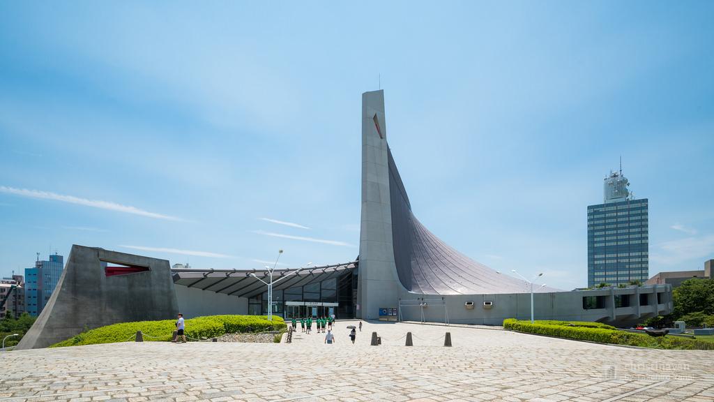 Yoyogi 2nd Gymnasium