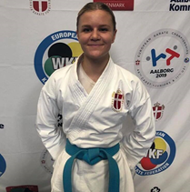 Itosu-kai Denmark at the European U21 Championships