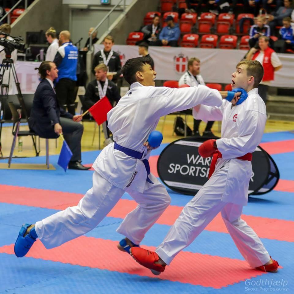 Itosu-kai Denmark won 10 Golds!