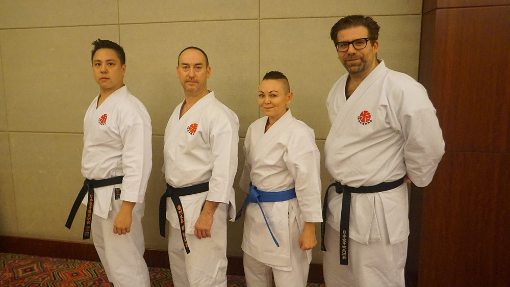 Team Itosu-kai Australia