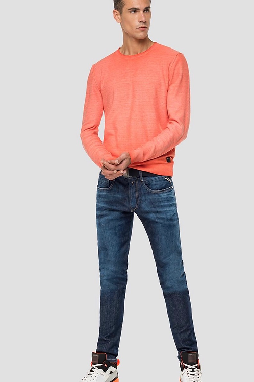 REPLAY Roundneck Pullover
