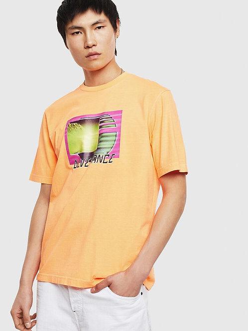 Diesel T-JUST-NEON-S1 T-Shirt