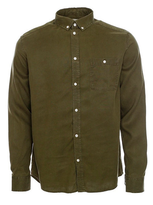 LES DEUX Laurent Tencel Shirt