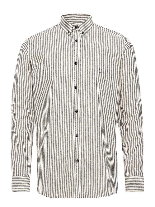 LES DEUX Simon Slim Linen Shirt