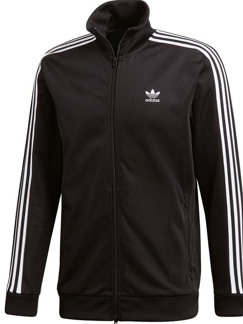 adidas Originals superstar Track Jacket In Black